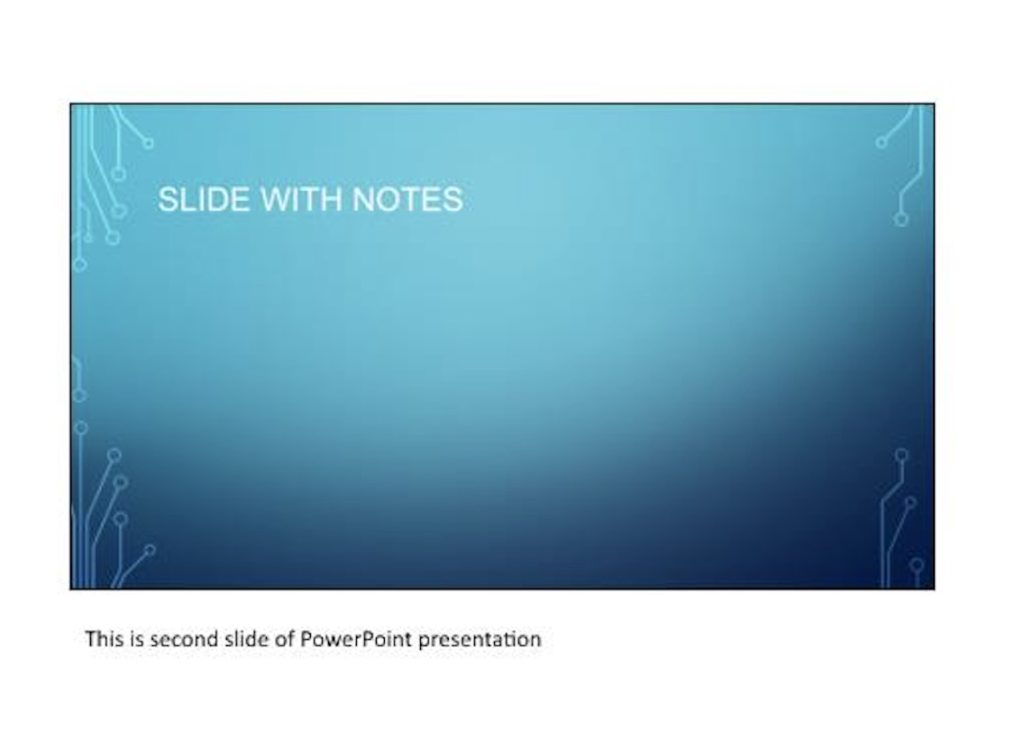 Notes Slide exported image