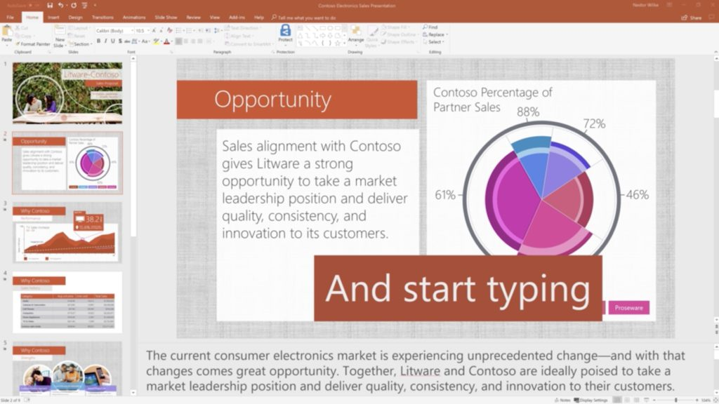 Preview of Notes in Slides