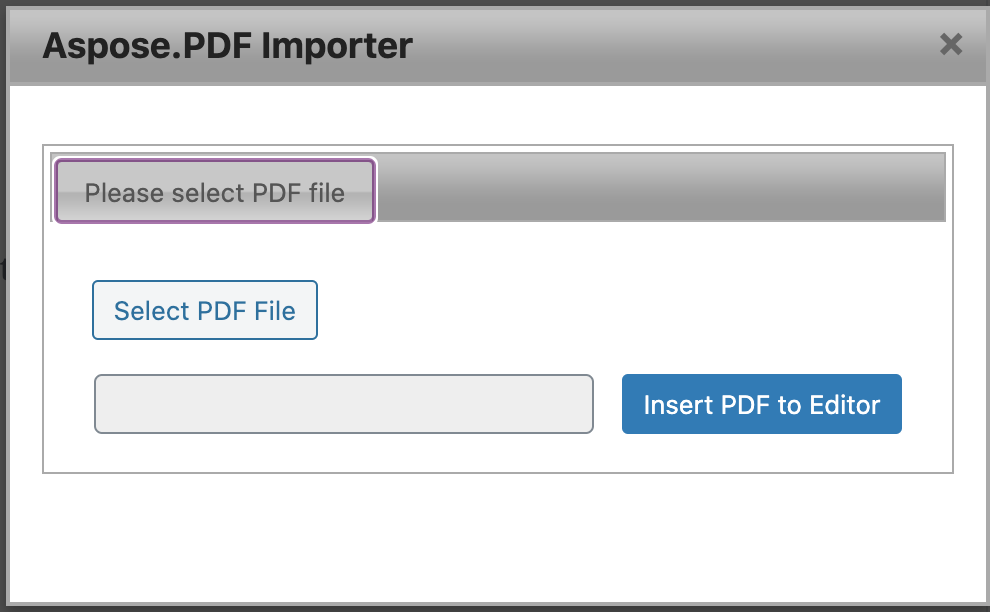 Provide the path to PDF file.
