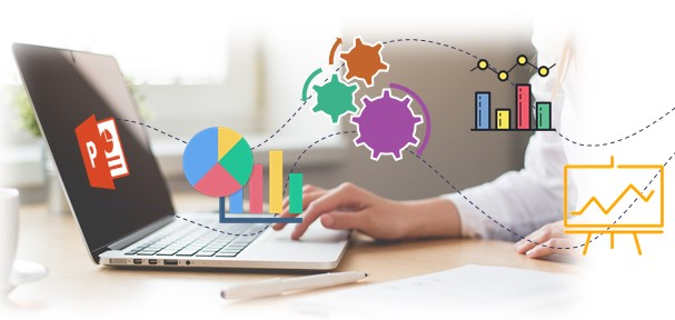 PowerPoint presentation Processing Image