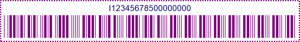 VIN barcode preview