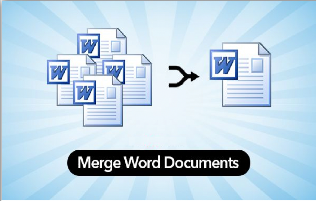 Merge Word files
